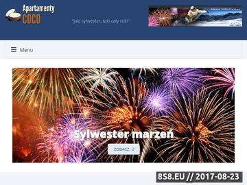 Zrzut strony Hostel Warszawa