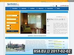 Miniaturka domeny apartbookers.com