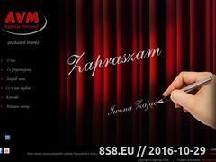 Miniaturka domeny www.apavm.pl