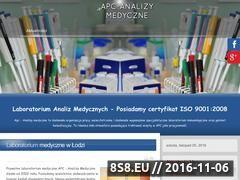 Miniaturka domeny apc-analizy.pl