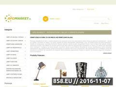 Miniaturka domeny www.apdmarket.pl