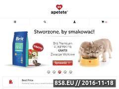 Miniaturka domeny apetete.pl