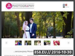 Miniaturka domeny aphotography.pl