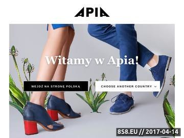 Zrzut strony Takie buty! Apia - salony obuwnicze