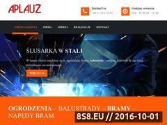 Miniaturka domeny aplauz.pila.pl