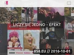 Miniaturka domeny www.aplauzpromotions.pl