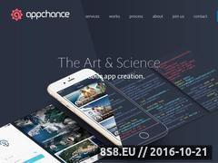 Miniaturka domeny appchance.com