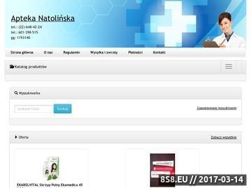 Zrzut strony Apteka Natolińska :: Lichtena krem - 25 ml.