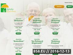 Miniaturka domeny www.apteki-rodzinne.pl