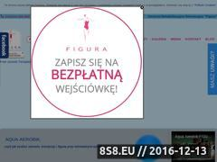 Miniaturka domeny www.aqua-aerobik.pl
