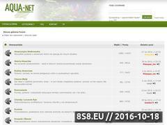 Miniaturka domeny aqua-net.pl