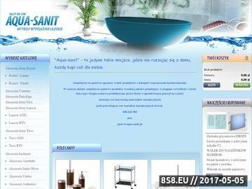 Zrzut strony Akcesoria kuchenne oraz komplety łazienkowe