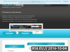 Miniaturka domeny aquafen.pl