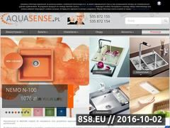 Miniaturka domeny aquasense.pl