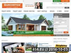 Miniaturka domeny www.archeton.com.pl