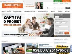 Miniaturka domeny www.archeton.pl
