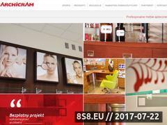 Miniaturka domeny archikram.pl