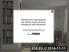 Miniaturka domeny www.architektura-wnetrze.pl