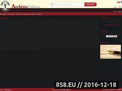 Miniaturka domeny archiwaonline.pl