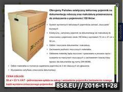 Miniaturka domeny archiwizacjadokumentow.com.pl
