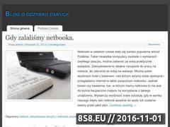Miniaturka domeny www.archiwizujswojedane.com.pl