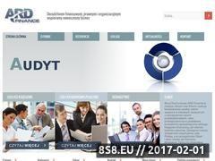 Miniaturka domeny ardfinance.pl