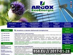 Miniaturka domeny www.argoxee.com.pl