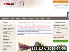 Miniaturka domeny www.arik.pl