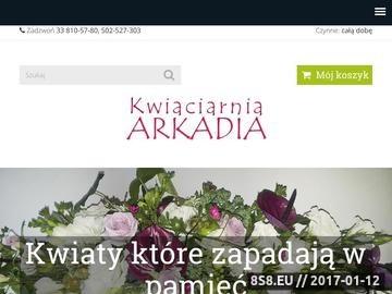 Zrzut strony Kwiaciarnie Bielsko