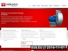 Miniaturka domeny arkady-krakow.pl