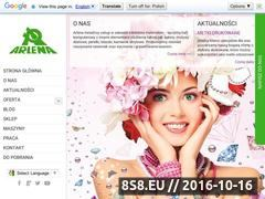 Miniaturka domeny www.arlena.pl