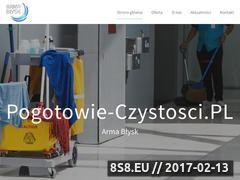 Miniaturka domeny www.arma-blysk.pl