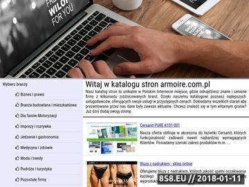 Zrzut strony Szafy na dokumenty