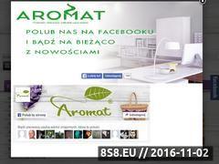 Miniaturka domeny aromat.pl