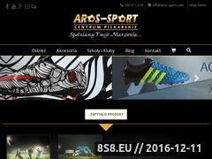 Miniaturka domeny aros-sport.com