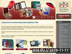 Miniaturka domeny www.arp.waw.pl