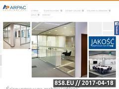 Miniaturka domeny www.arpac.pl