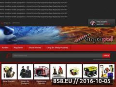 Miniaturka domeny www.arpapol.pl