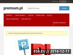 Miniaturka domeny www.arpegio.pl