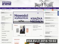 Miniaturka domeny www.arsenal.pl