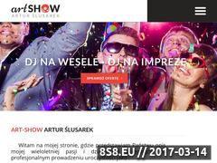 Miniaturka domeny art-show.pl