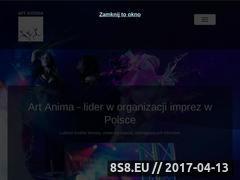 Miniaturka domeny artanima.pl