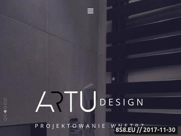 Zrzut strony Projektowanie wnętrz Śląsk