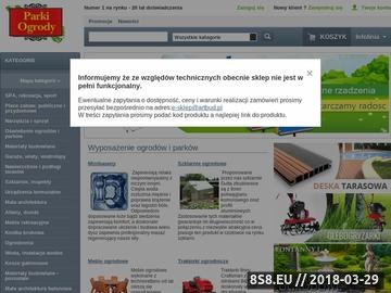 Zrzut strony Szklarnie - Ogrody i parki