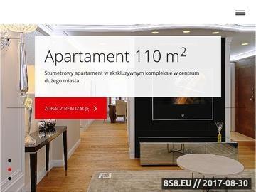 Zrzut strony Inteligentny budynek