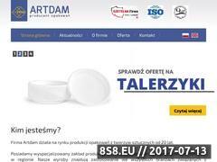 Miniaturka domeny www.artdam.pl