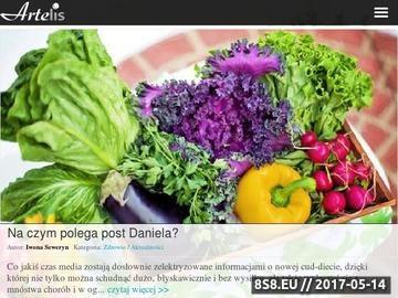 Zrzut strony Doradcy podatkowi Poznań