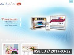 Miniaturka domeny www.artevia.pl
