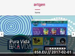 Miniaturka domeny www.artgen.pl