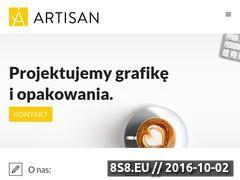 Miniaturka domeny artisan-studio.pl
